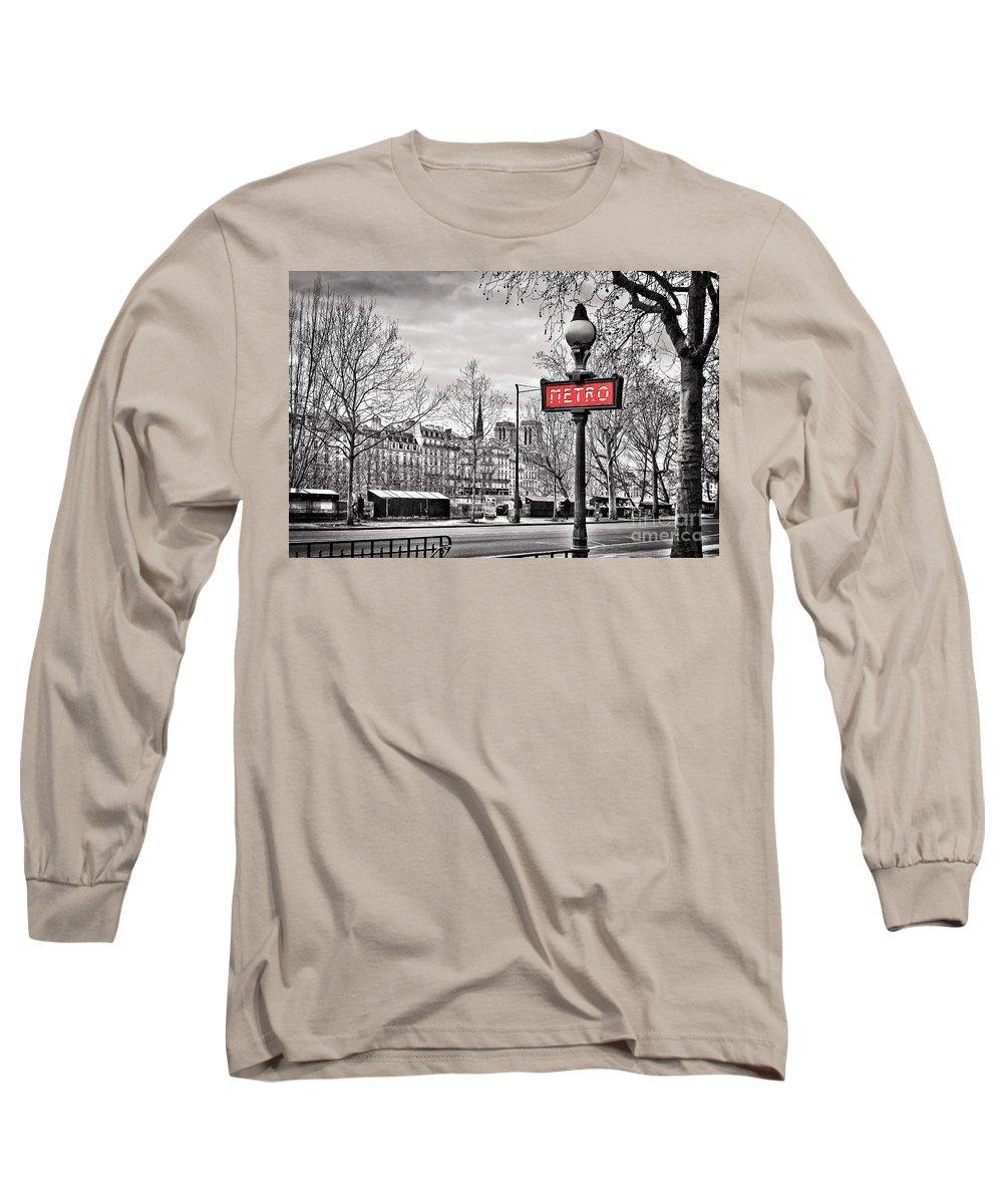 Parisian Long Sleeve T-Shirts