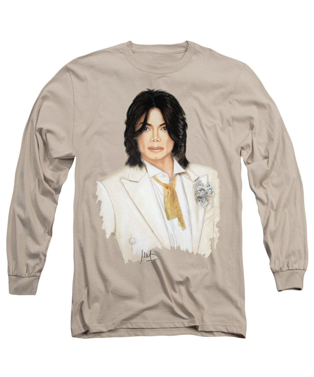 Michael Jackson Long Sleeve T-Shirts