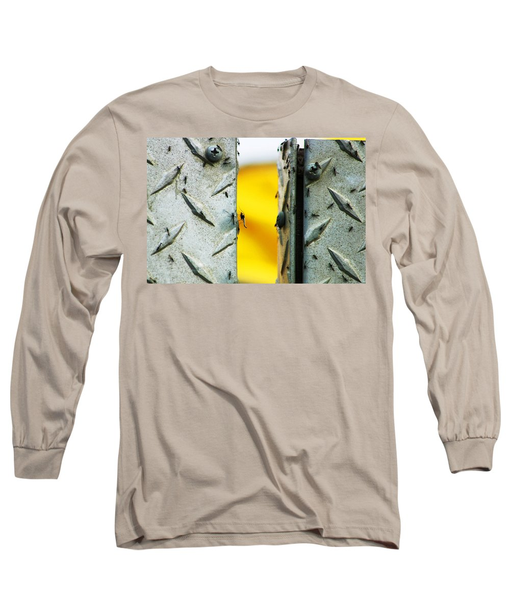 Mosquiros Long Sleeve T-Shirt featuring the photograph Mosquitos by Anthony Jones