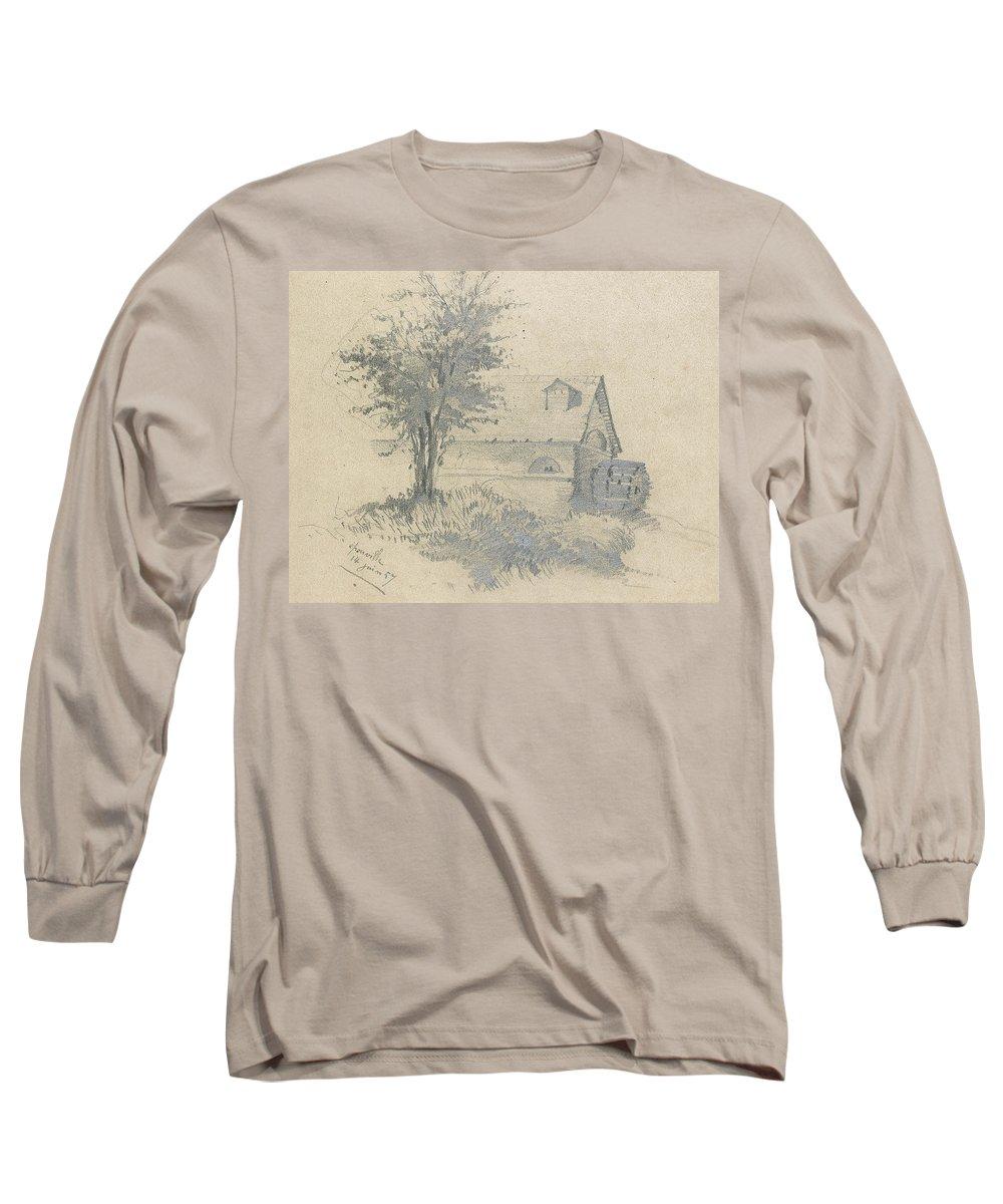 Monet Long Sleeve T-Shirts