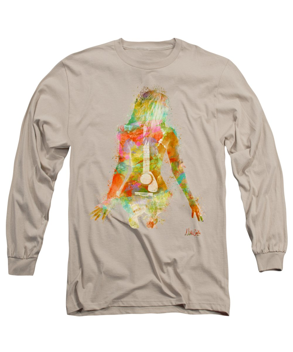 Nudes Long Sleeve T-Shirts