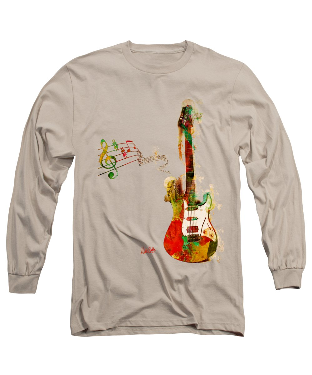 Musical Long Sleeve T-Shirts