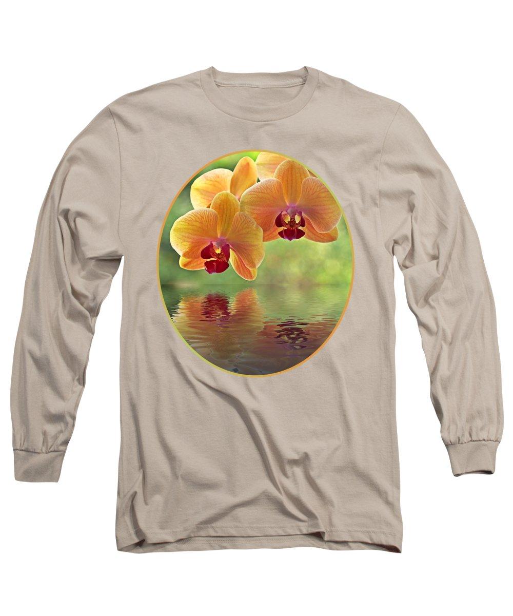 Flower Photographs Long Sleeve T-Shirts