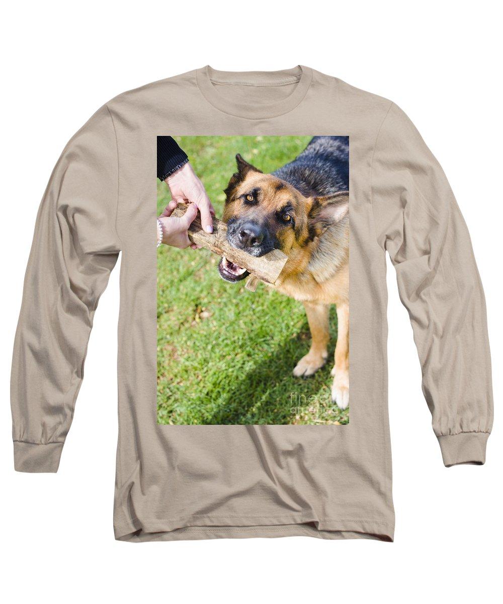 Breed Of Dog Long Sleeve T-Shirts