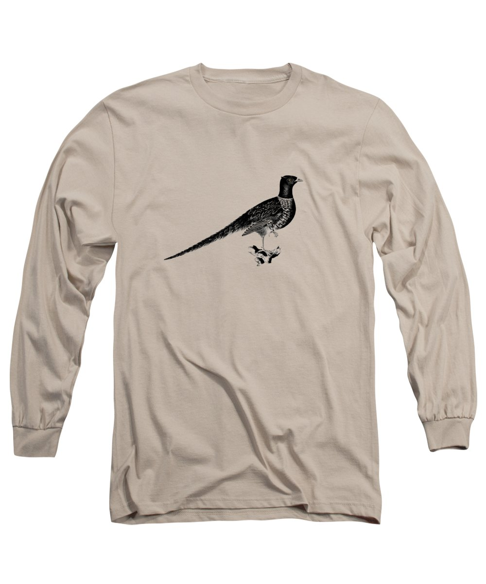 Pheasant Long Sleeve T-Shirts