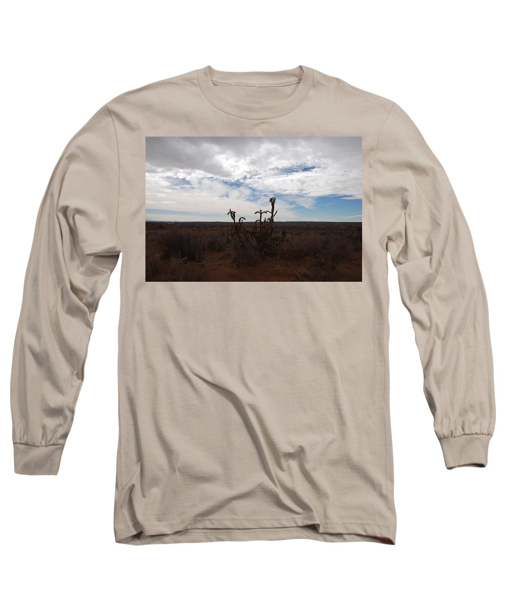 New Mexico Long Sleeve T-Shirt featuring the photograph Rio Rancho New Mexico by Rob Hans