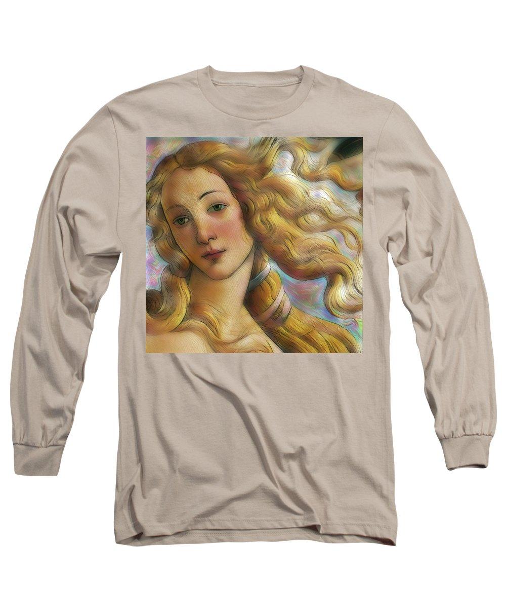 Uffizi Gallery Digital Art Long Sleeve T-Shirts