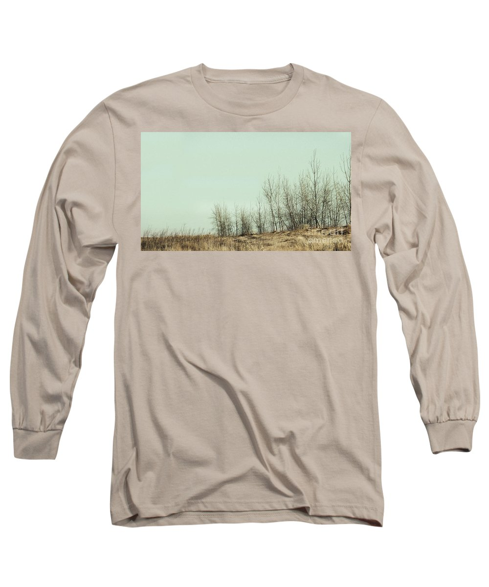Trees Long Sleeve T-Shirt featuring the photograph The Things We Should Have Done To End Up Somewhere Else by Dana DiPasquale