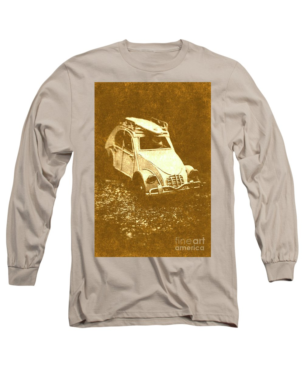Classic Long Sleeve T-Shirt featuring the photograph Tin Surf Adventure by Jorgo Photography - Wall Art Gallery