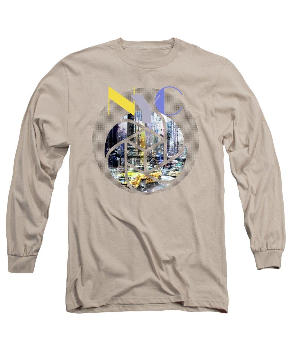 Brooklyn Bridge Long Sleeve T-Shirts