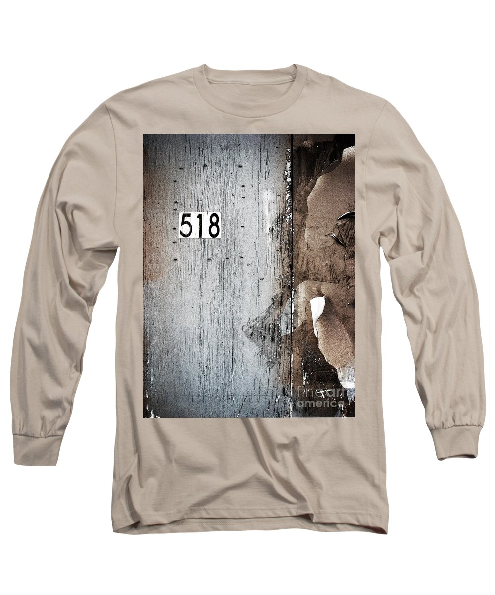 1 Long Sleeve T-Shirt featuring the photograph We Are Each Others Keeper by Dana DiPasquale