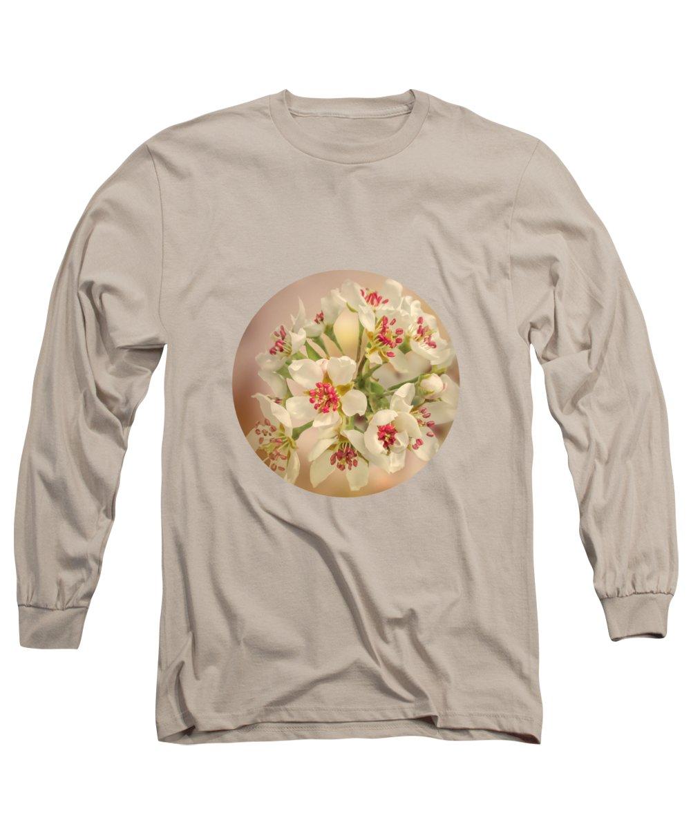 Soft Focus Long Sleeve T-Shirts
