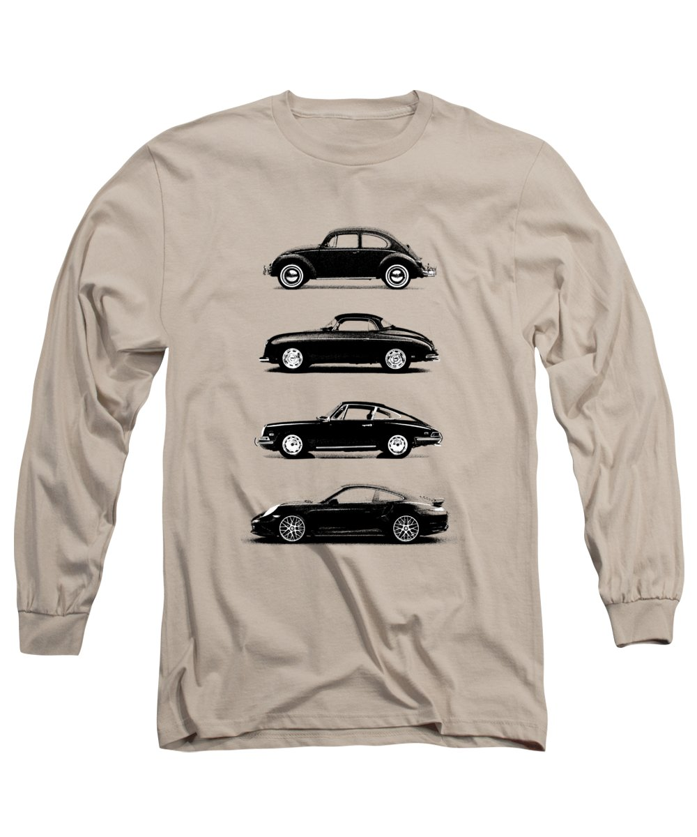 Volkswagen Photographs Long Sleeve T-Shirts
