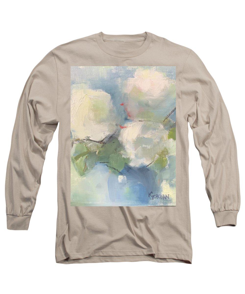 Karen Jordan Long Sleeve T-Shirts