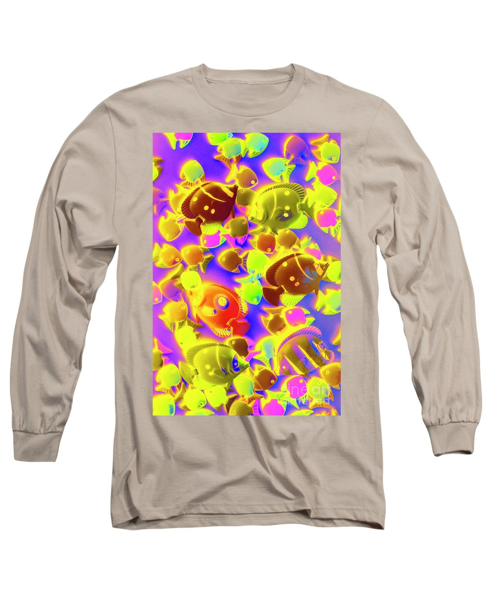 Tropical Long Sleeve T-Shirt featuring the photograph Exotic Tropics by Jorgo Photography - Wall Art Gallery