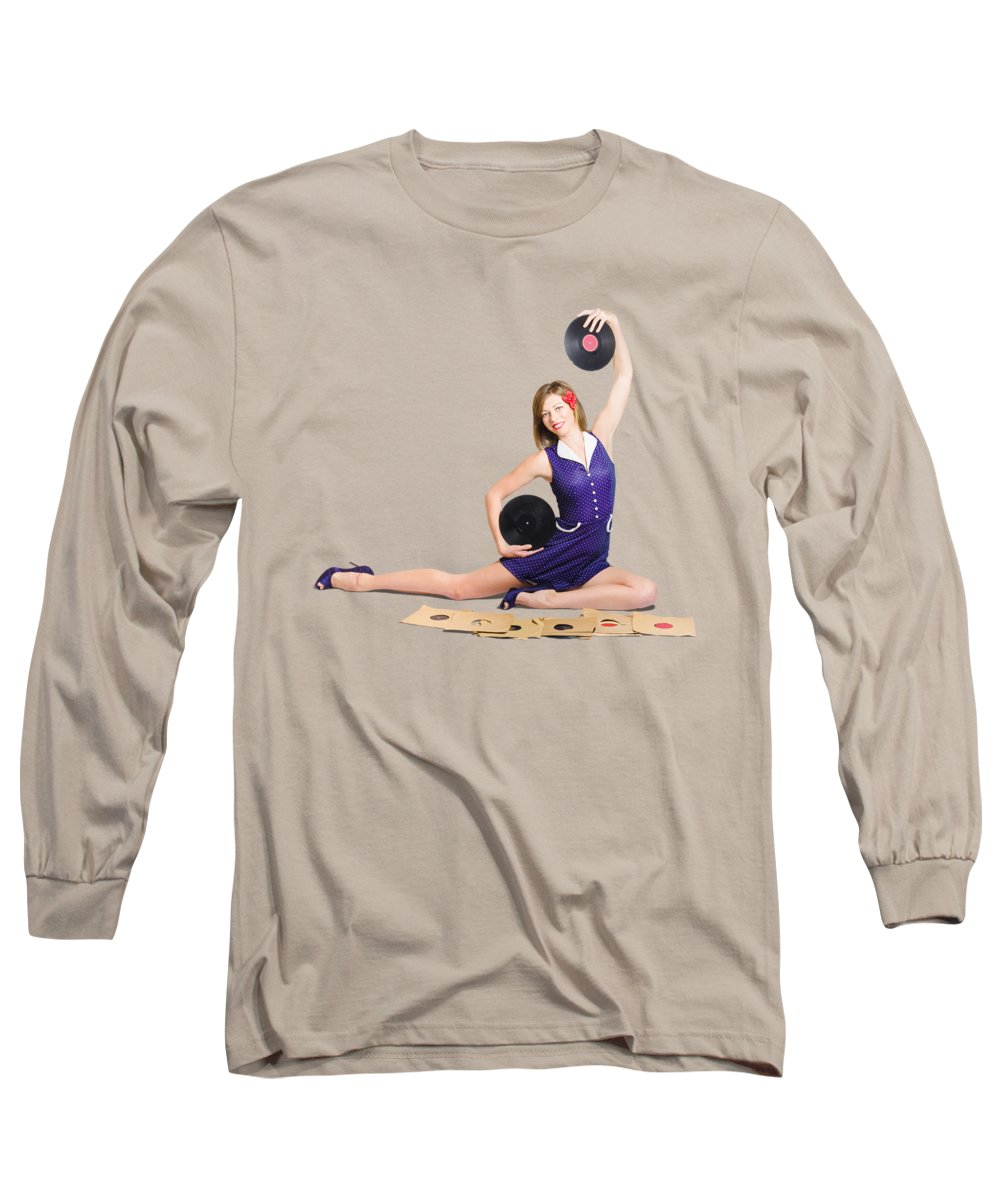 Jazz-funk Long Sleeve T-Shirts