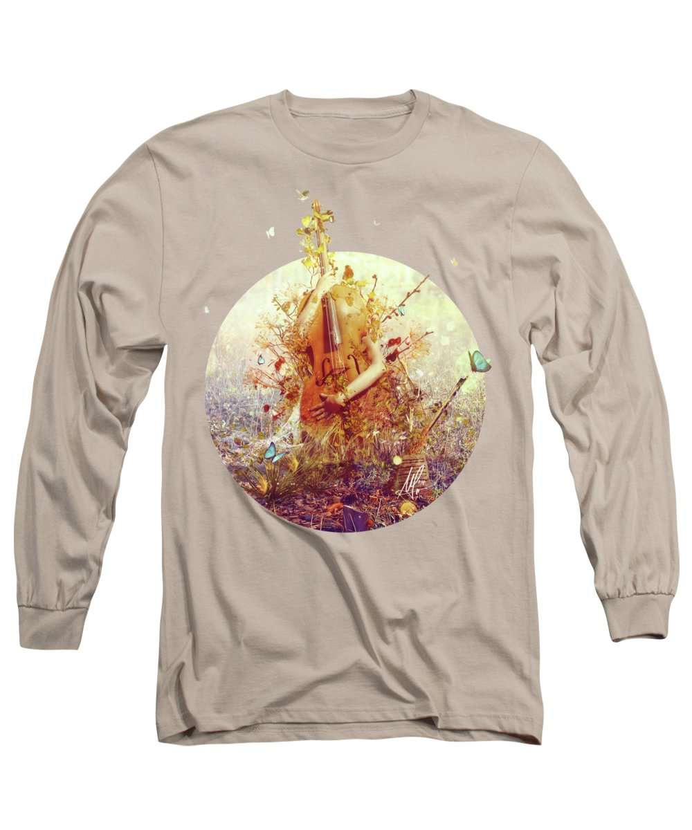 Peaceful Long Sleeve T-Shirts