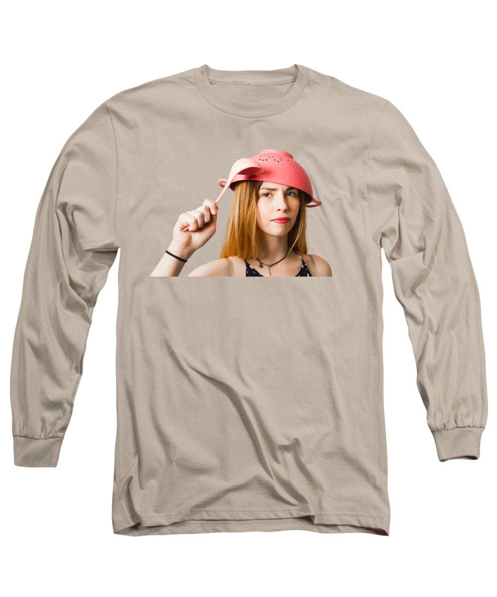 Kitchen Utensils Long Sleeve T-Shirts