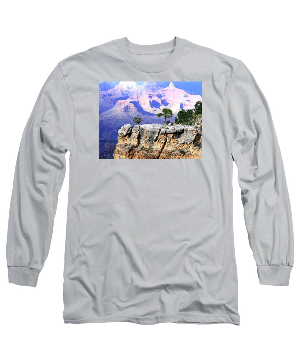 #grandcanyon1vista Long Sleeve T-Shirt featuring the photograph Grand Canyon 1 by Will Borden