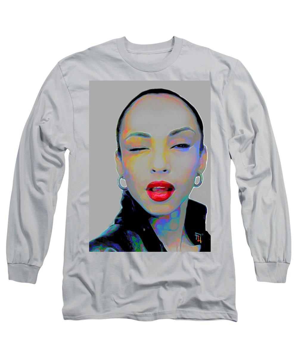 76a01c2cf30 Sade 3 Long Sleeve T-Shirt