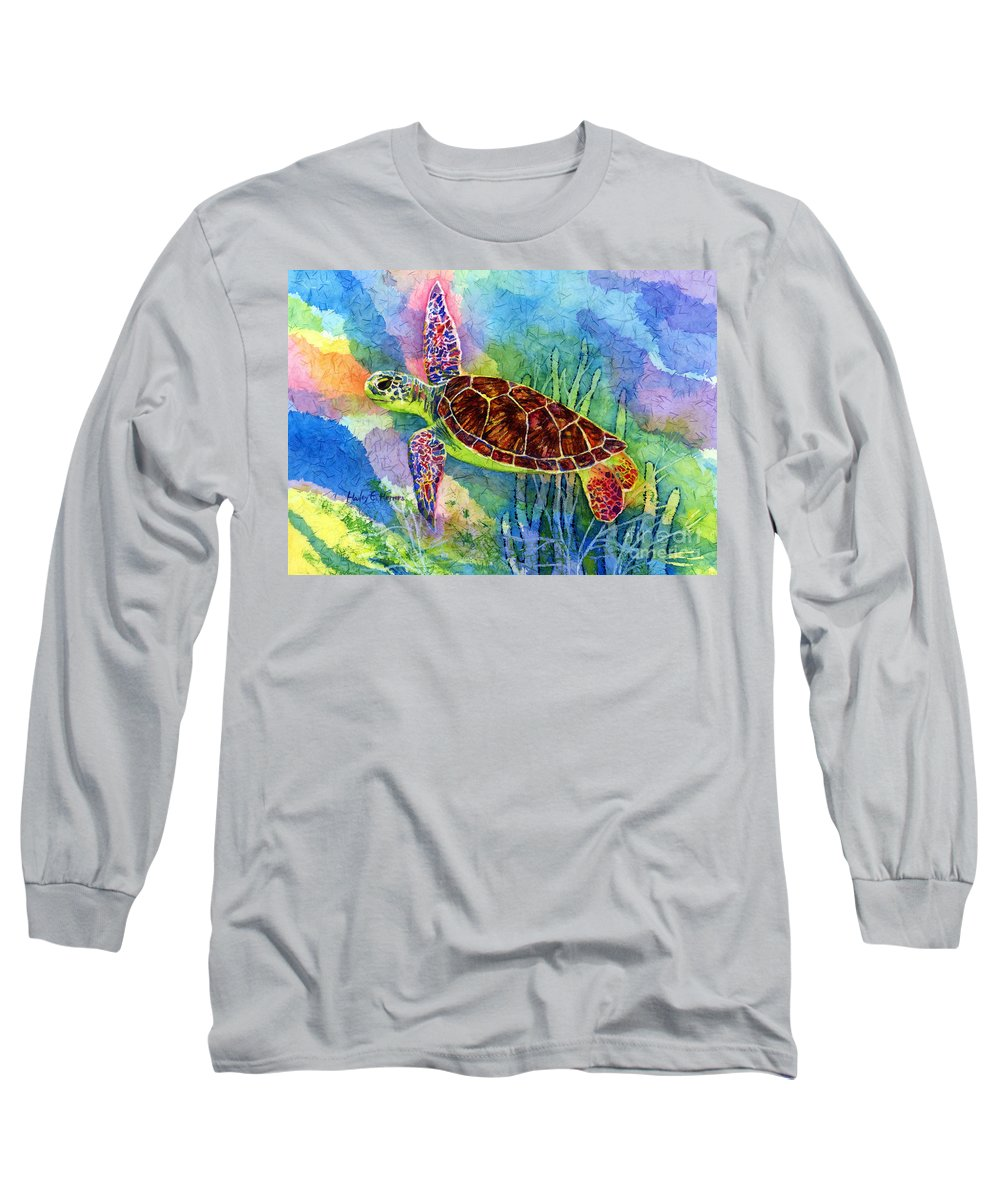 Sea Long Sleeve T-Shirts