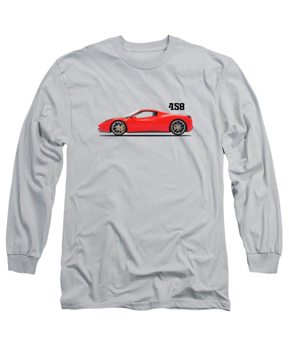 Italian Long Sleeve T-Shirts