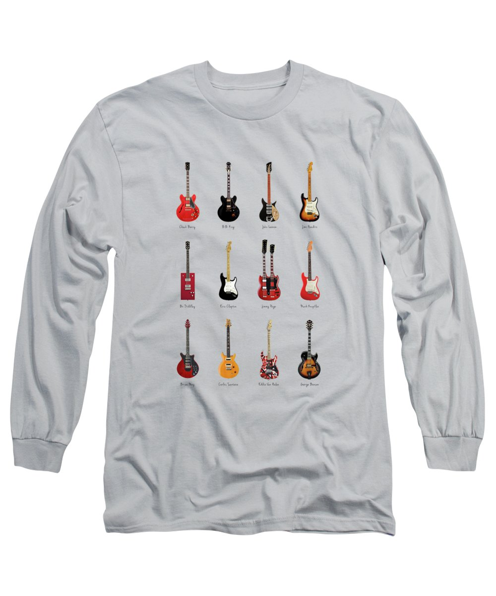 Jimmy Page Long Sleeve T-Shirts
