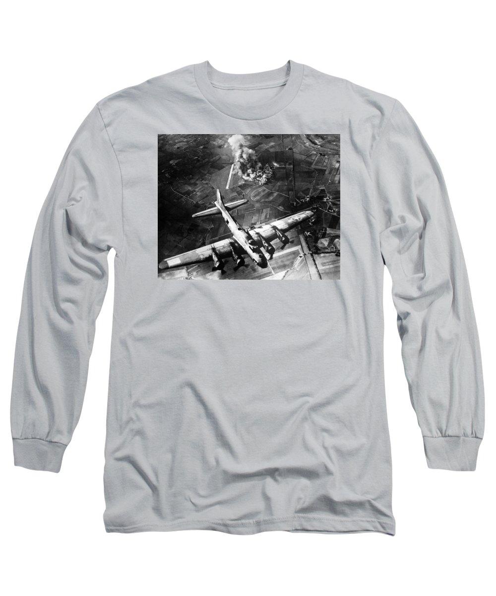 Air Raid Long Sleeve T-Shirts