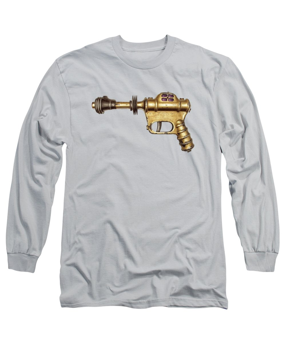 Space Gun Photographs Long Sleeve T-Shirts