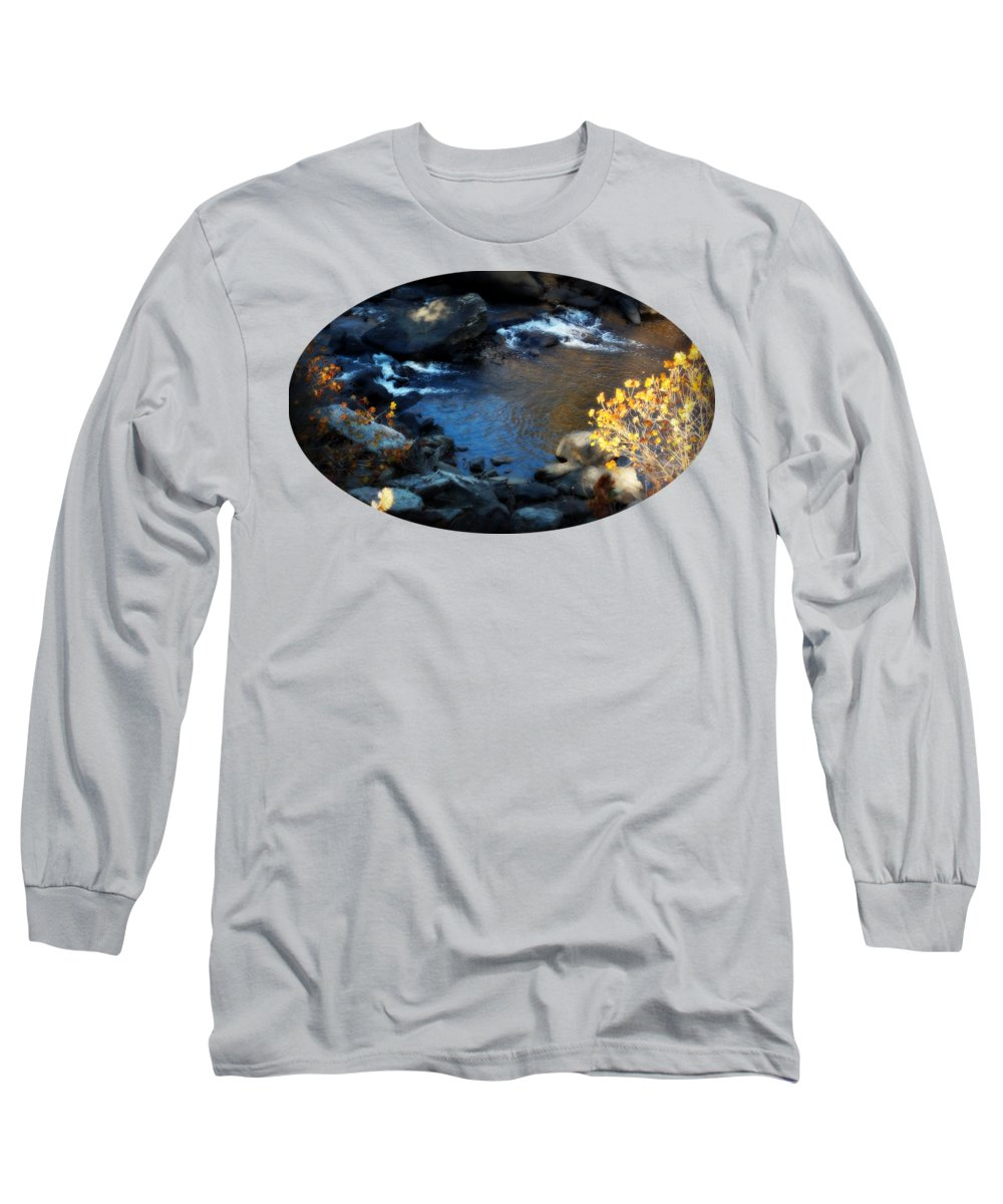 Collective Pool Long Sleeve T-Shirt featuring the photograph Collective Pool by Anita Faye