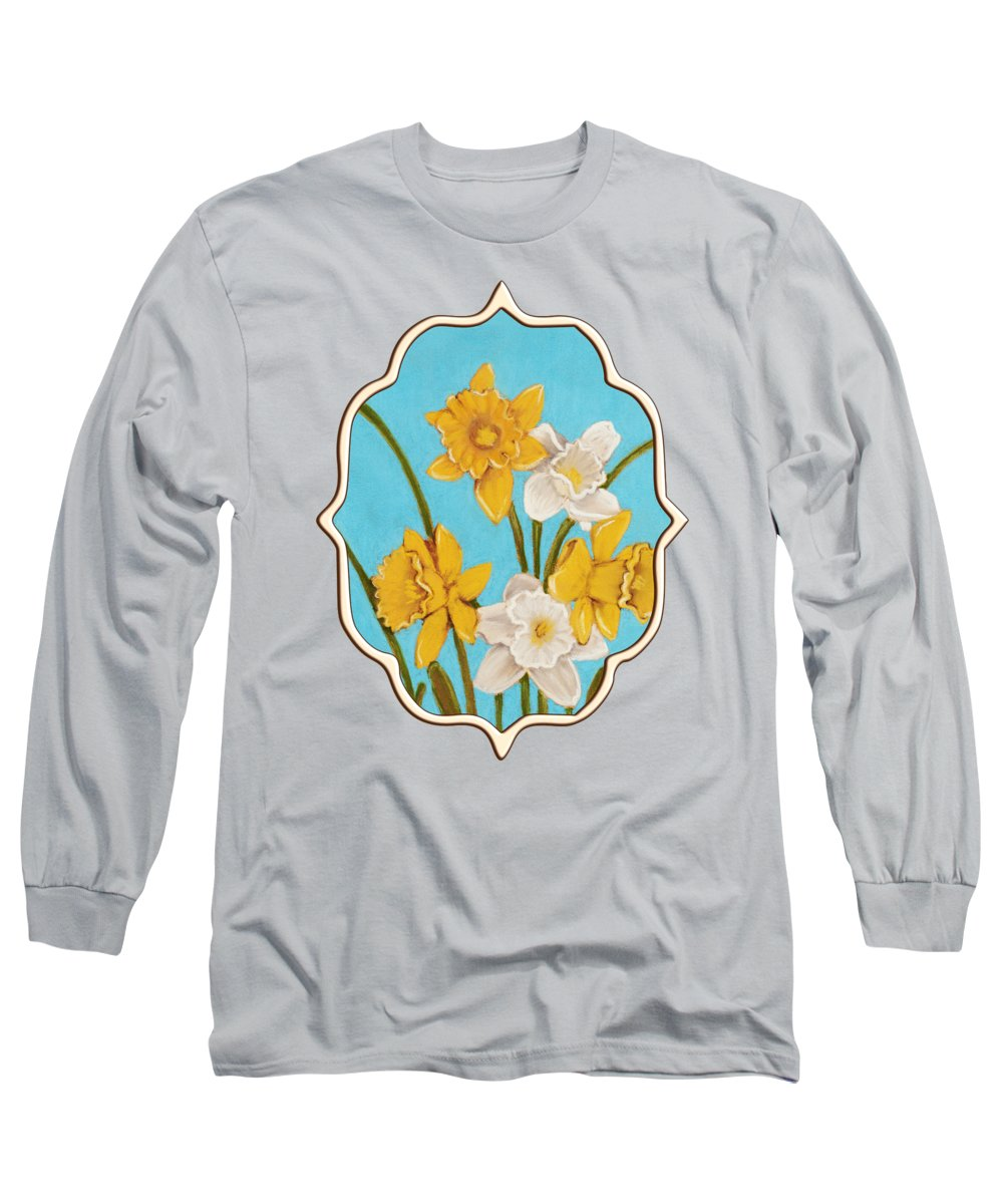Trumpet Long Sleeve T-Shirts