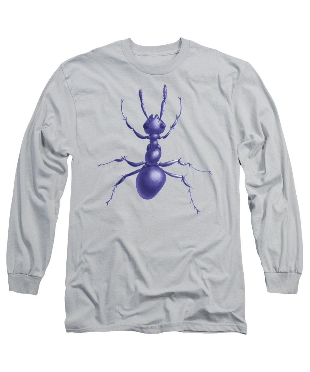 Ant Long Sleeve T-Shirts