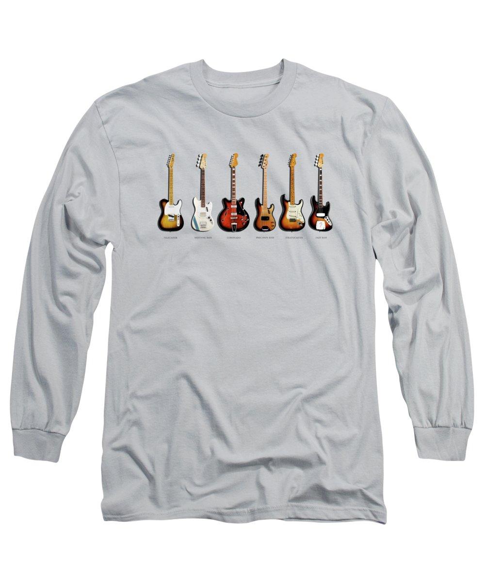 Jazz Long Sleeve T-Shirts