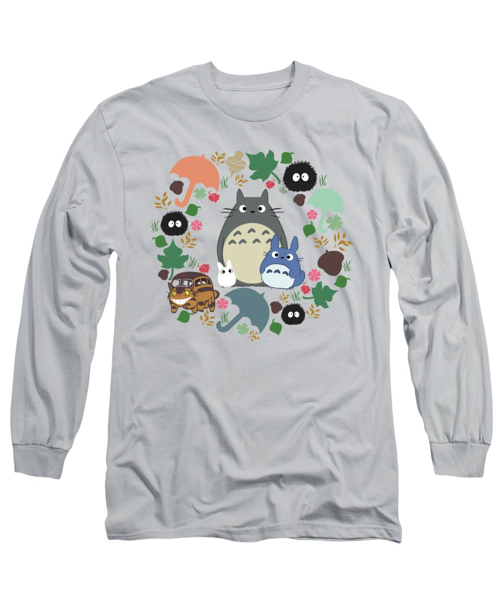 Acorn Long Sleeve T-Shirts