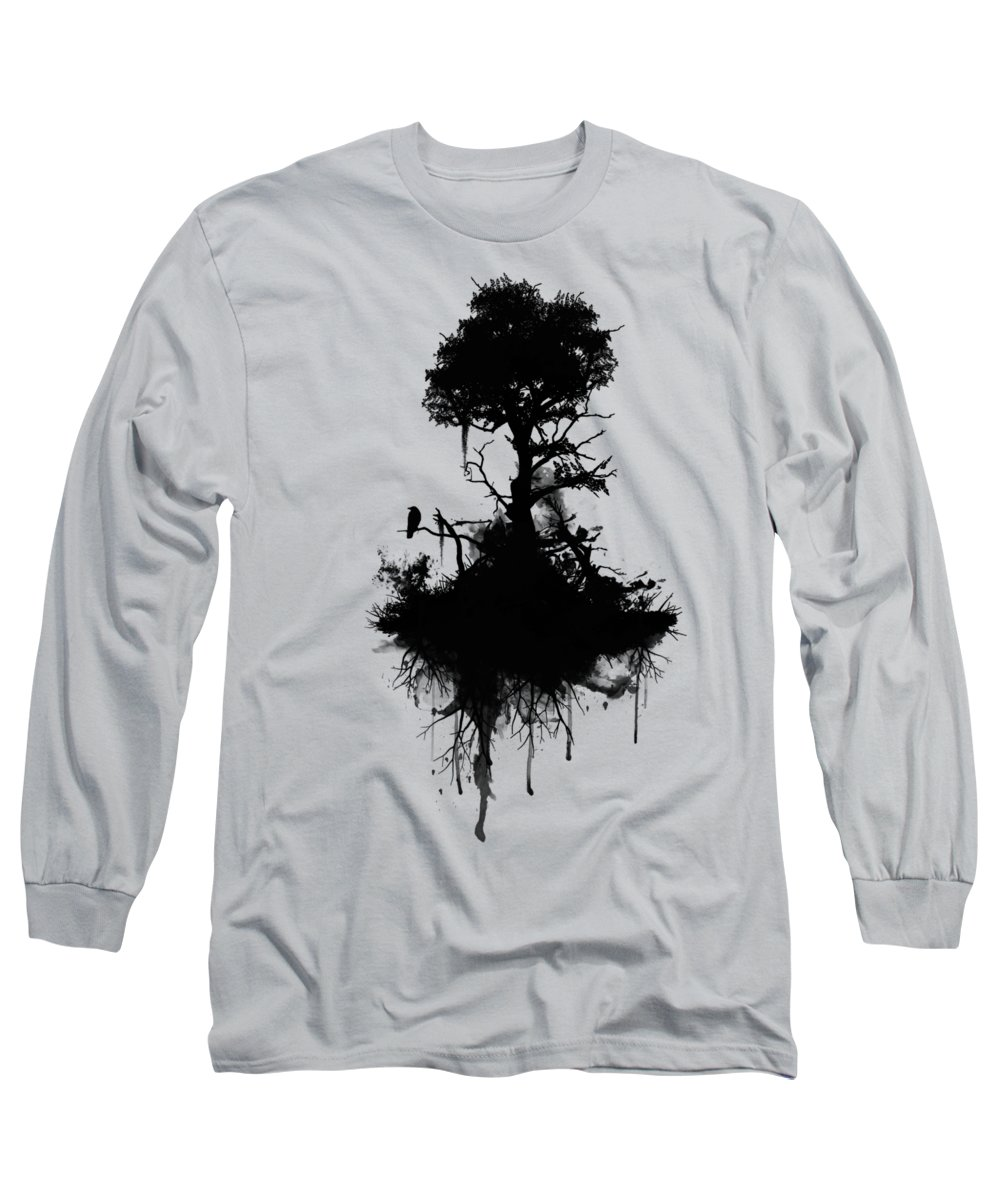Tree Branch Long Sleeve T-Shirts