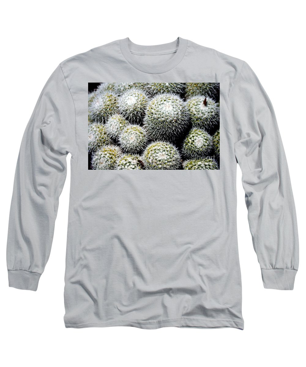Clay Long Sleeve T-Shirt featuring the photograph Life Sucs by Clayton Bruster