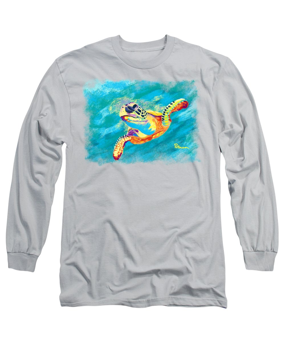 Turtle Long Sleeve T-Shirts