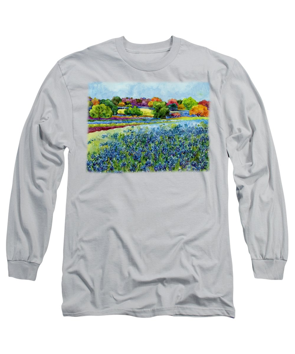 Wildflower Long Sleeve T-Shirts