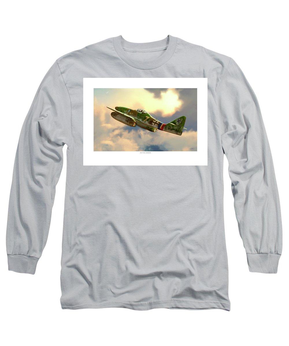 Smithsonian Museum Long Sleeve T-Shirts