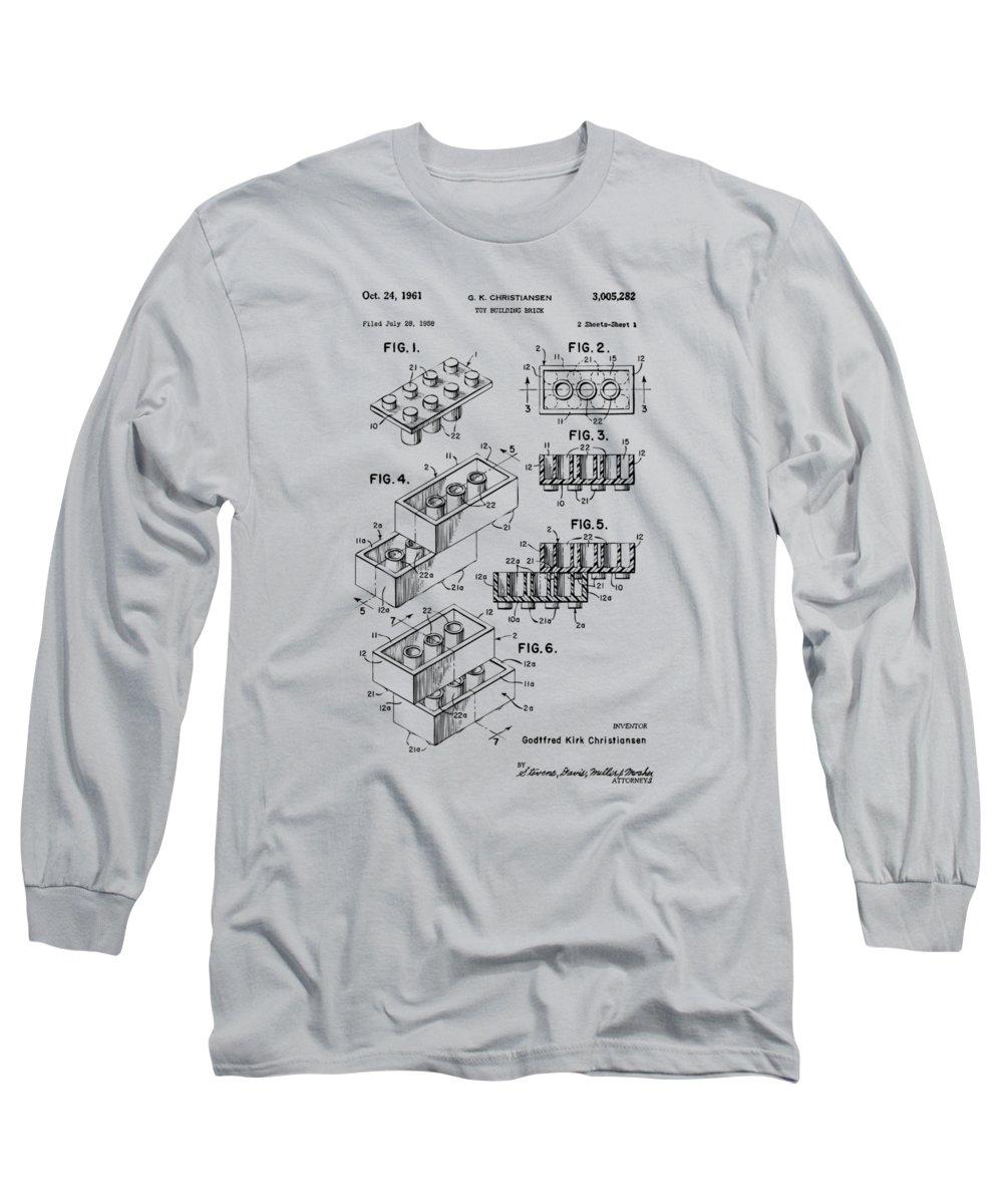 Bricks Long Sleeve T-Shirts