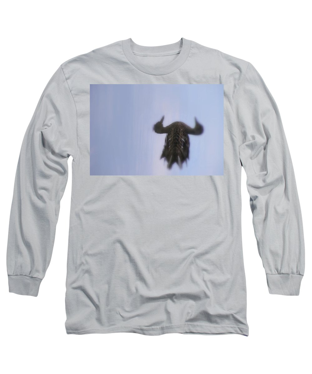 Still Life Long Sleeve T-Shirt featuring the photograph Water Buffalo by Ed Smith