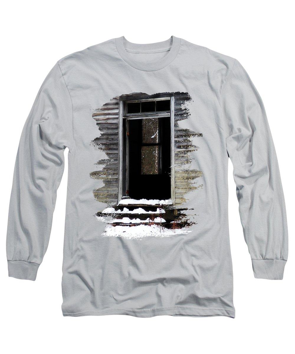Doorway Long Sleeve T-Shirts