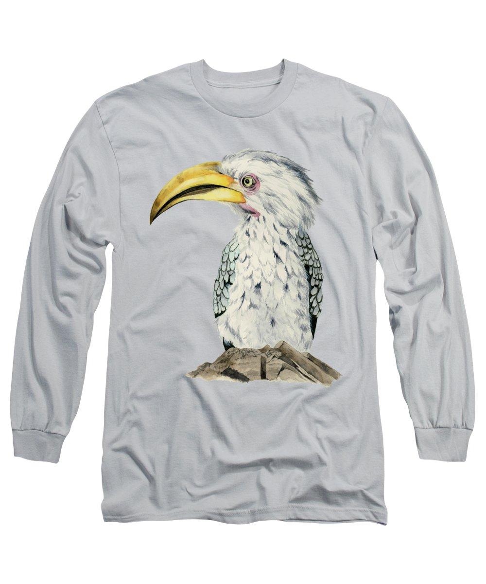 Hornbill Long Sleeve T-Shirts
