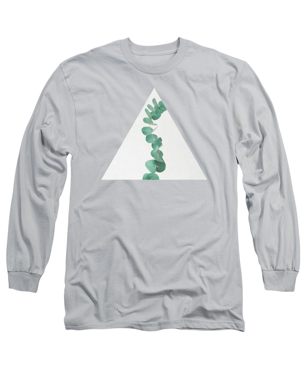 Colour Long Sleeve T-Shirt featuring the photograph Eucalyptus IIi by Cassia Beck