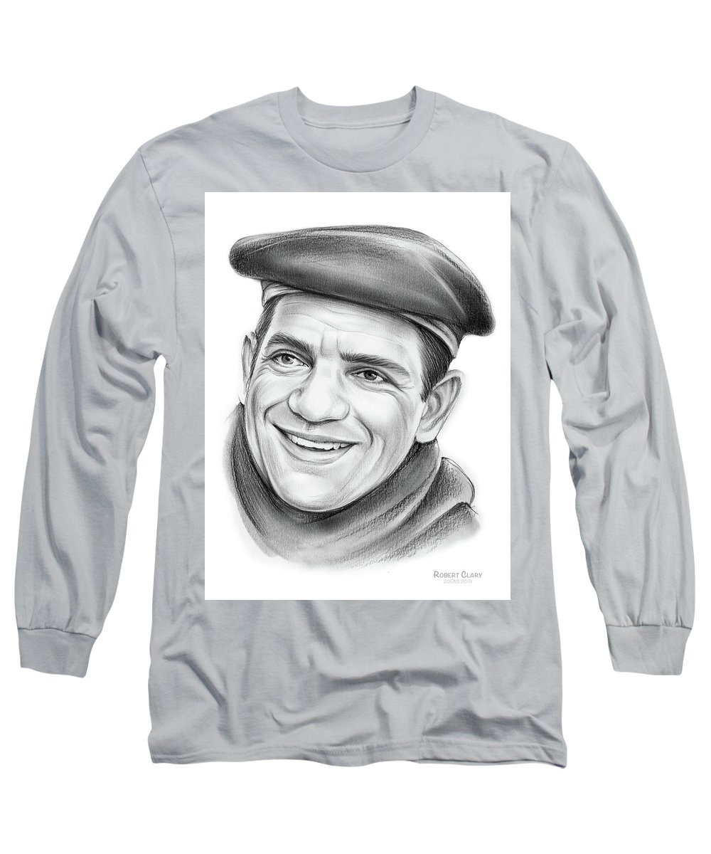 French ist Drawings Long Sleeve T-Shirts