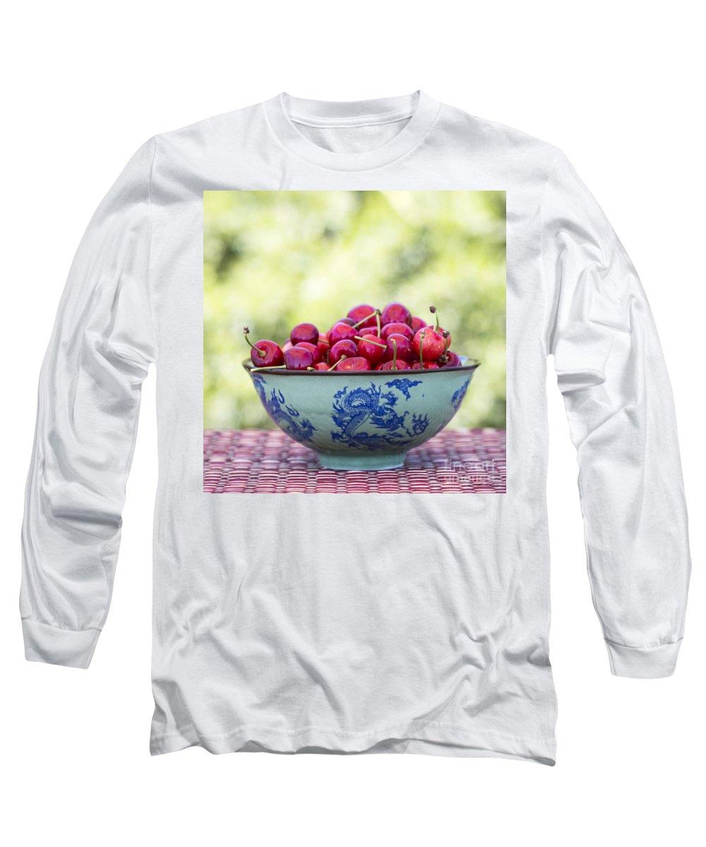 Dessert Long Sleeve T-Shirts