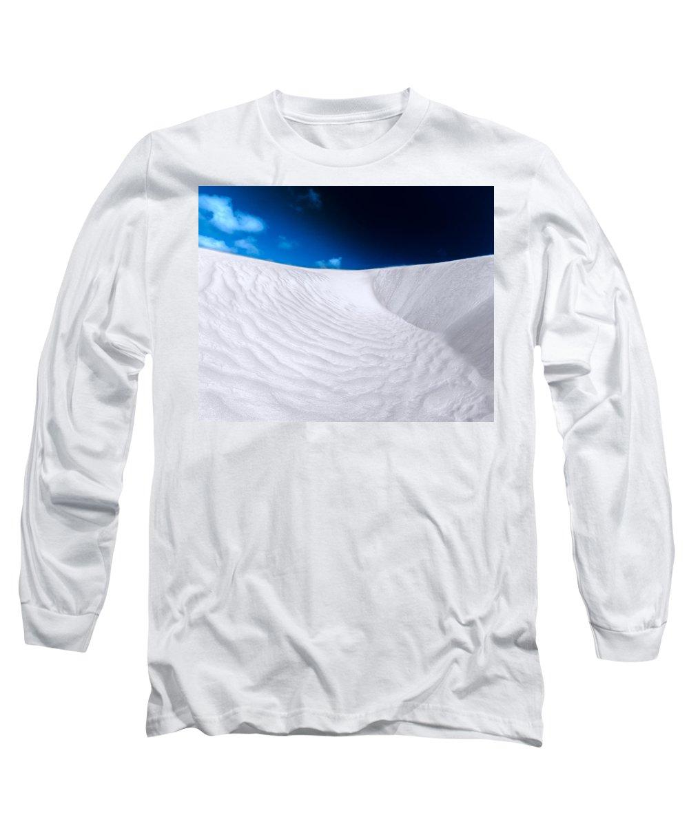 Sand Dunes Long Sleeve T-Shirt featuring the photograph Desert Sands by Julian Cook