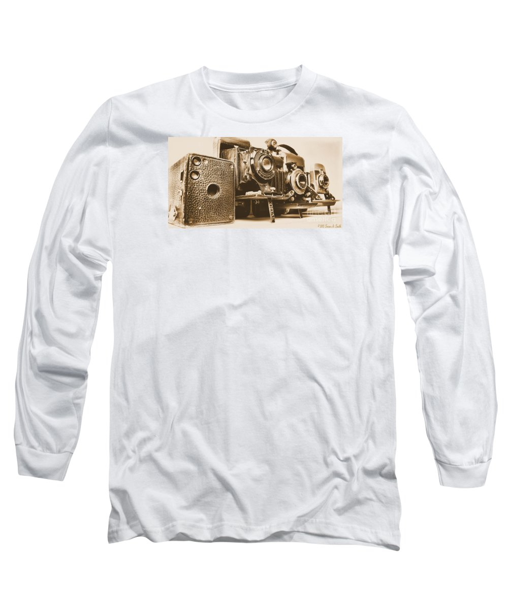 Susan Smith Long Sleeve T-Shirts