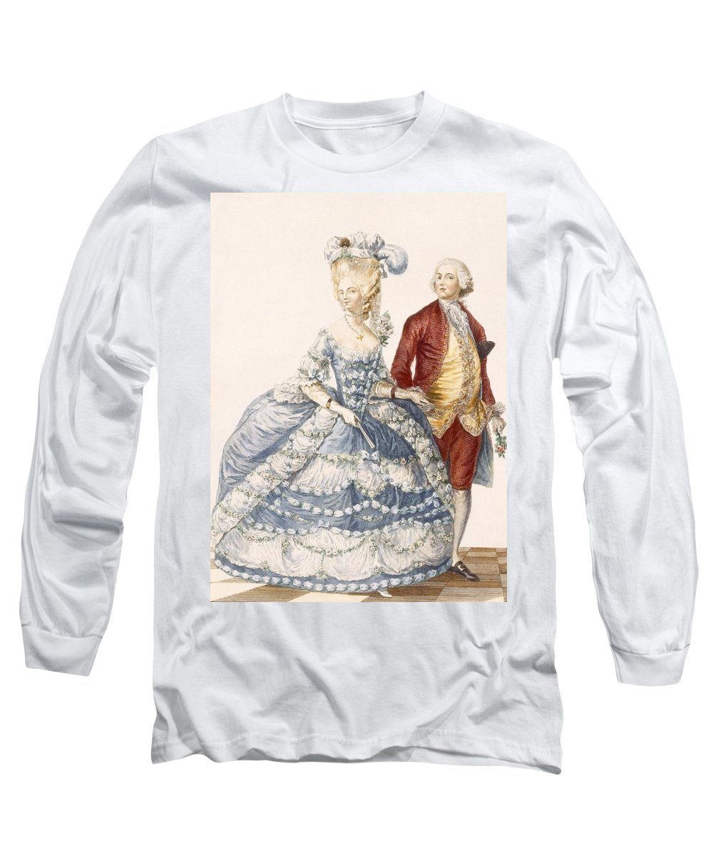 Royal Court Long Sleeve T-Shirts