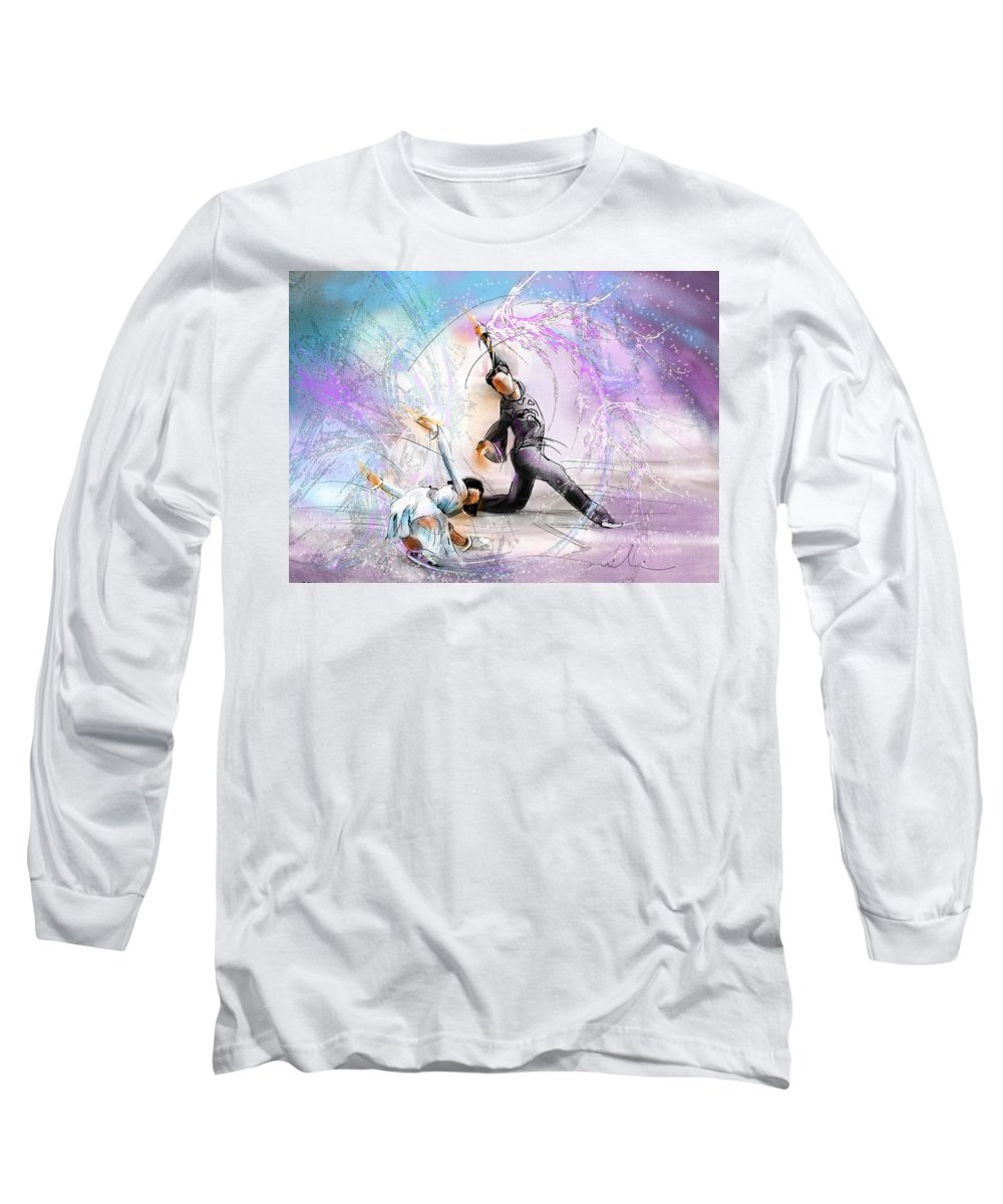 Olympic Figure Skating Long Sleeve T-Shirts